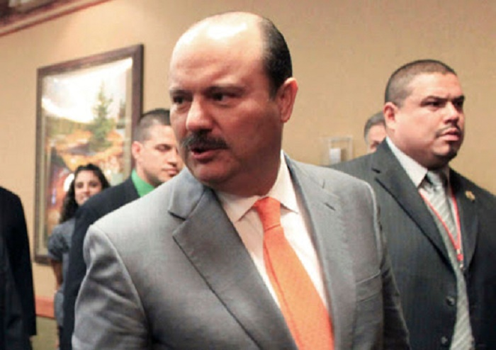 Fugitive Mexican ex-governor Duarte arrested in US