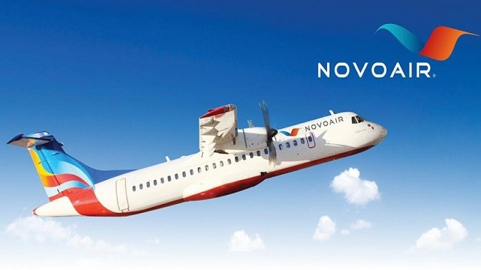 Novoair offers discount for frequent flyers