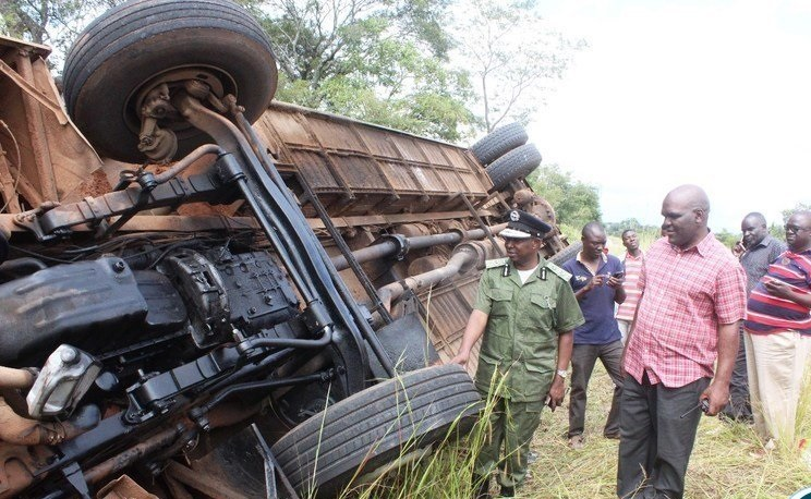 18 people die in Zambia road traffic accidents during long weekend