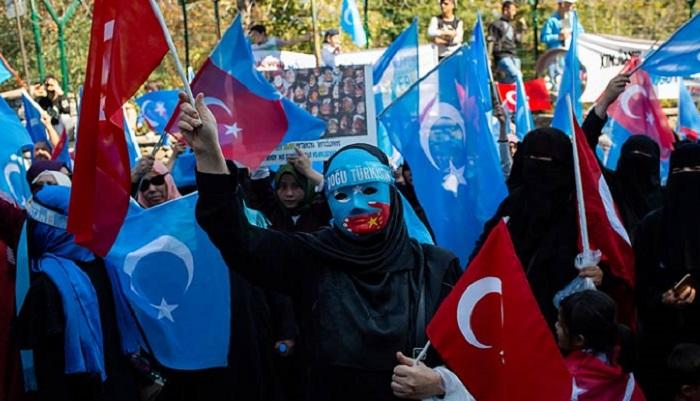 China Pursuing Demographic Genocide of Uighur Muslims