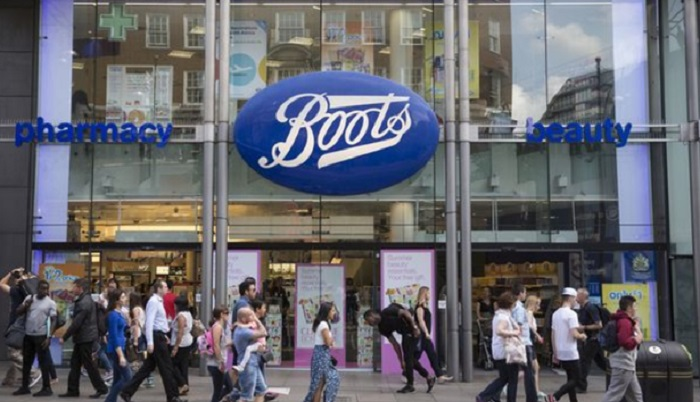 UK pharmacy Boots says to cut over 4,000 jobs