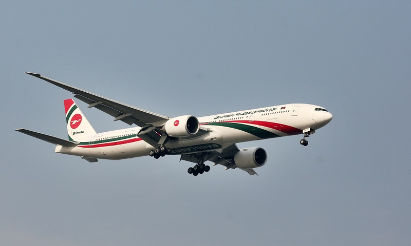 Biman to resume commercial flights on Dubai, Abu Dhabi routes from July 13