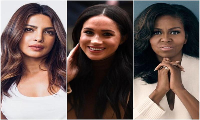 Priyanka Chopra to join Meghan Markle and Michelle Obama at Girl Up Leadership Summit