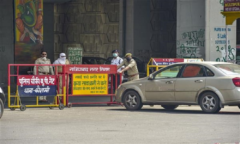3-day lockdown begins in India's Uttar Pradesh tonight