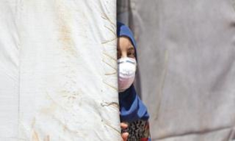 Coronavirus: Idlib's first Covid-19 case raises fears for Syria camps