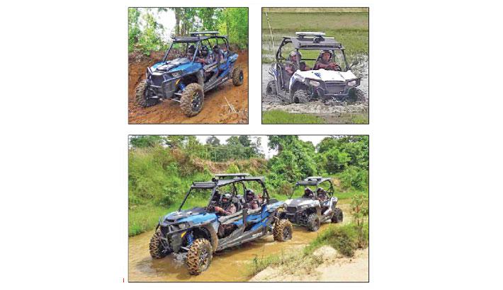 BGB adds ATVs to its fleet