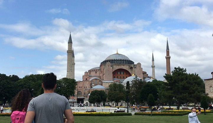 UNESCO warns Turkey against Hagia Sophia mosque conversion