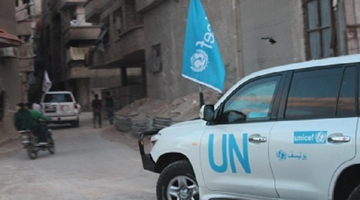 UN cross-border aid to Syria hangs on Russian decision