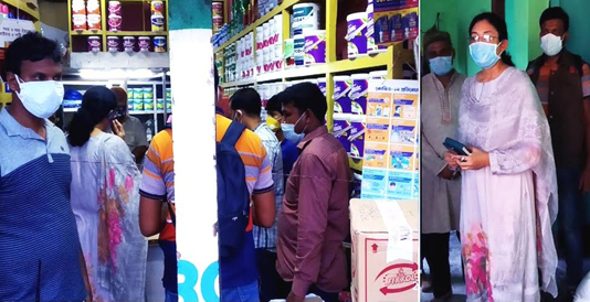 Tk 5,200 fined for flouting Coronavirus guidelines in Khulna