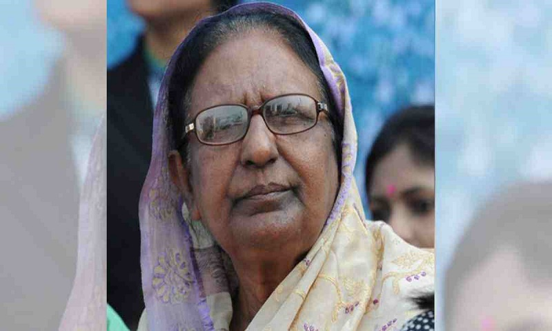 Body of Sahara Khatun brought back home