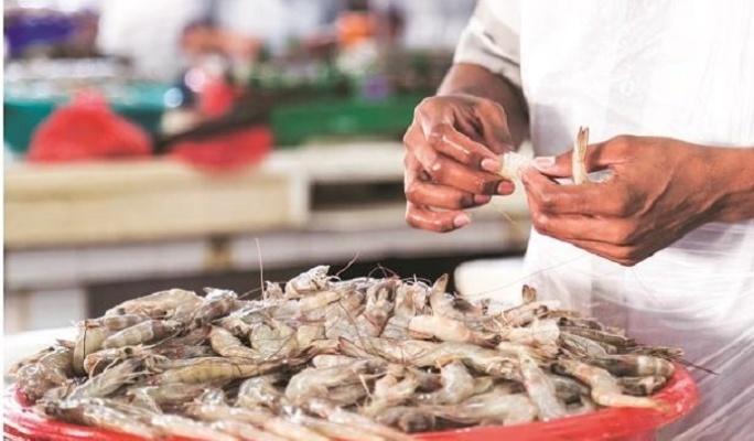 China bans shrimp imports from 3 foreign companies after packaging tests positive for COVID-19