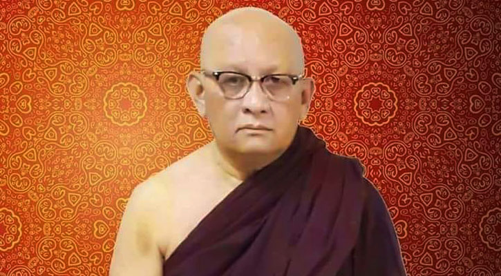 Principal of Bandarban Rajguru Buddhist Temple dies
