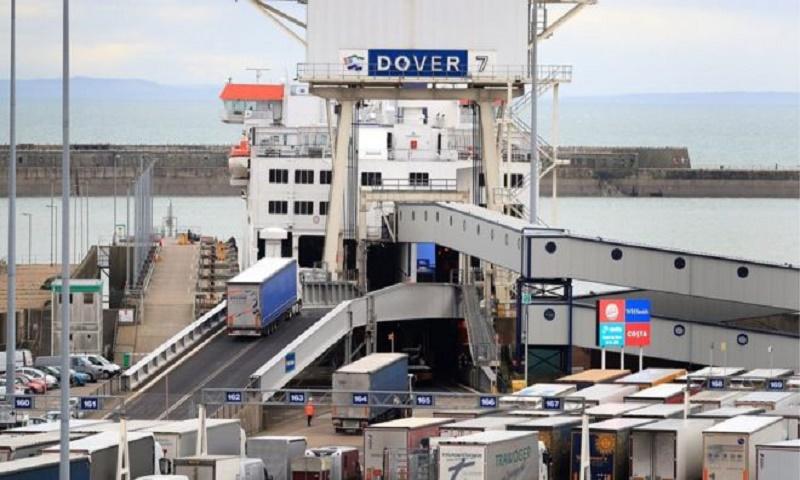 £705m boost for Britain's Brexit border checks