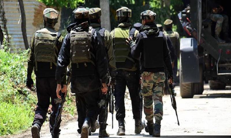 Encounter underway between militants and security forces in J-K's Sopore