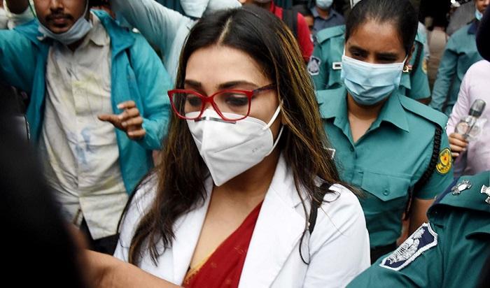 JKG Health Care Chairman Dr Sabrina Arif Chowdhury arrested after interrogation