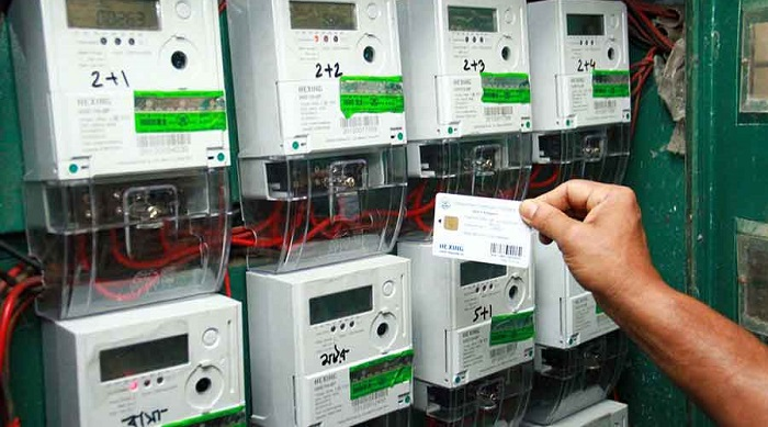 Ghost bills despite prepaid meters