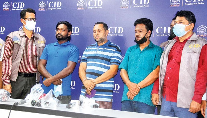 CID arrests ringleader of women trafficking gang, two others