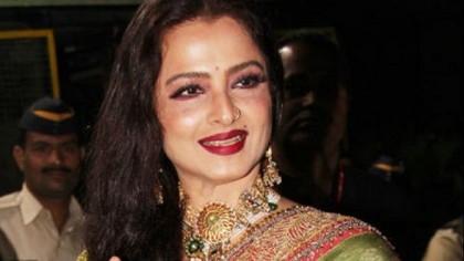 Bollywood actress Rekha's bungalow sealed after guard tests positive