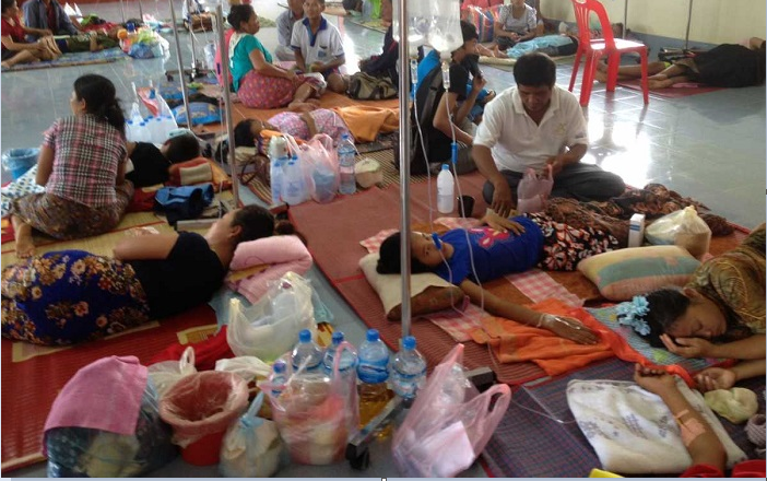 254 more cases of dengue fever confirmed in Laos