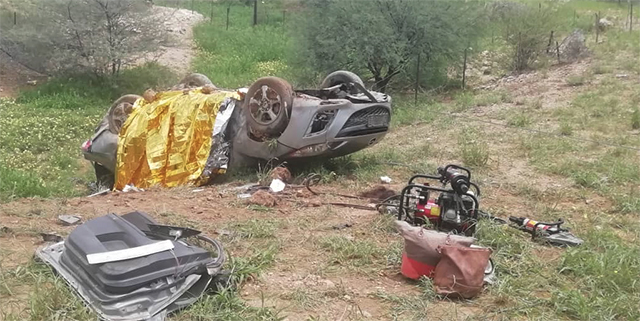 19 killed in road accidents in Mongolia in four days
