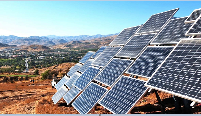 Projects for 1,455-MW solar power underway