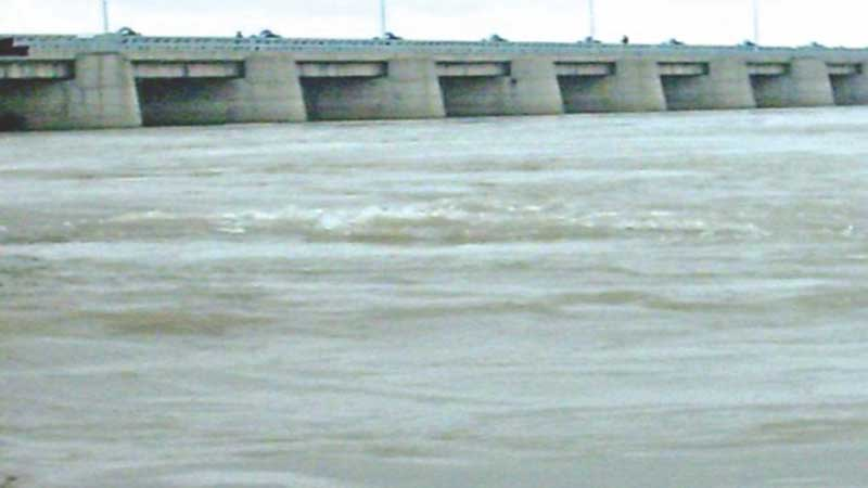 Teesta flowing above danger level; red alert issued
