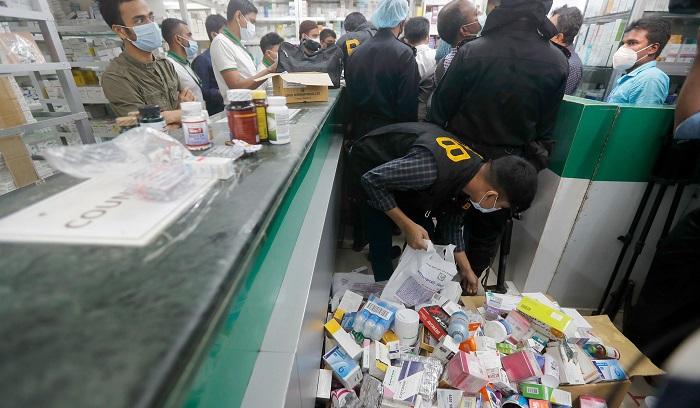 Kakrail Lazz Pharma fined Taka 29 lakh
