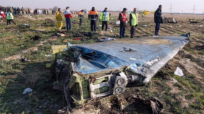Iran says misaligned radar led to Ukrainian jet downing