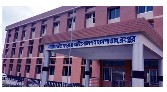 62.75pc COVID-19 patients recover in Rangpur division