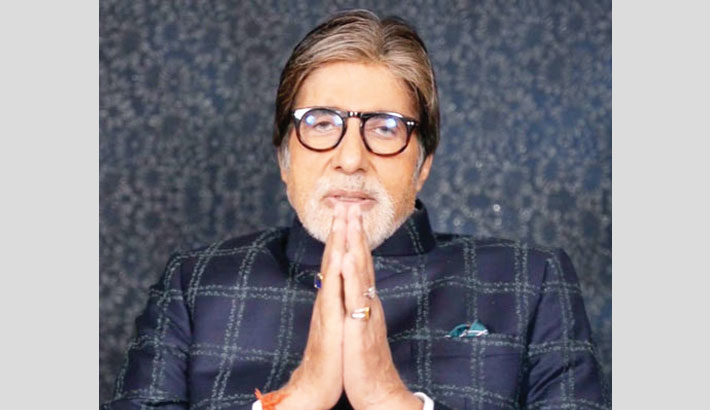 Big B thanks his 'extended family' for their wishes, prayers