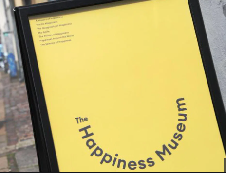 First happiness museum opens in Denmark