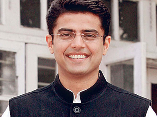 Sachin Pilot sacked as Rajasthan Deputy Chief Minister & state Congress chief