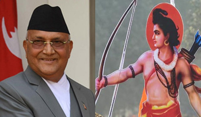 Nepal PM Oli claims 'real' Ayodhya is in Nepal, Lord Ram is Nepali