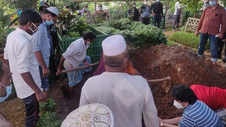 Jamuna Group Chairman Babul laid to rest