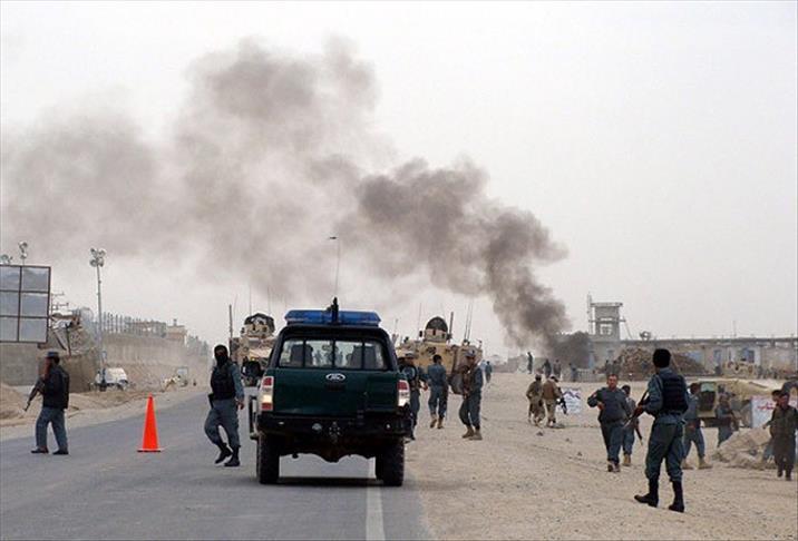Roadside bomb kills 5 civilians outside Kabul