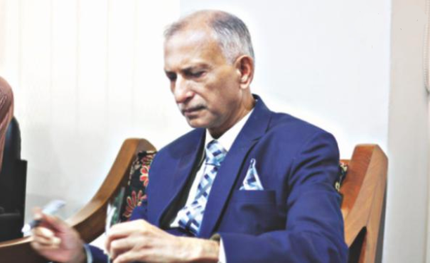 Prof Arefin Siddique made BSS board chairman