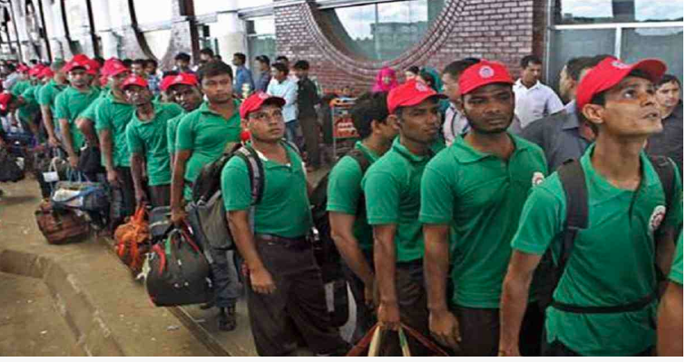 Over 1 lakh Bangladeshi workers waiting to leave country: Baira