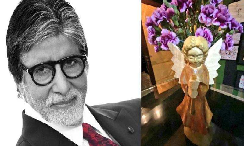 Amitabh Bachchan expresses gratitude to doctors and nurses
