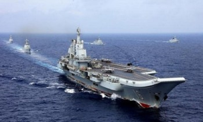 China using provocation, strong arm tactics in South China Sea