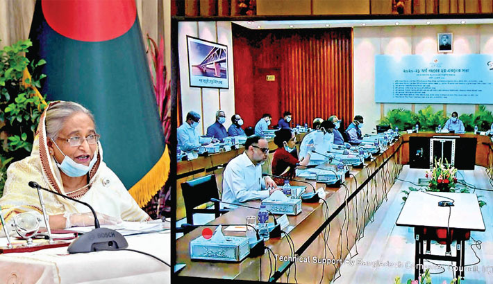 Ecnec okays 8 projects of Tk101bn