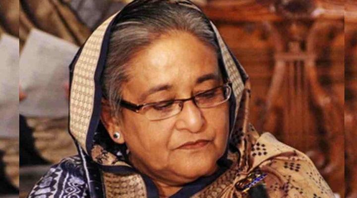Prime Minister Sheikh Hasina mourns death of Shajahan Siraj