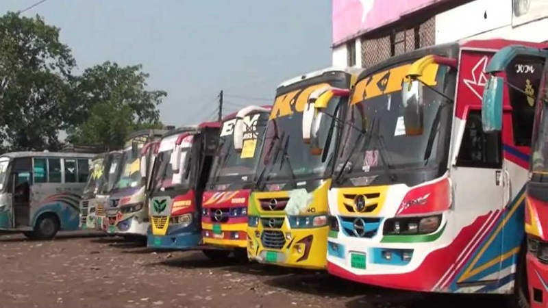 Public transport movement to remain suspended for 9 days before and after Eid