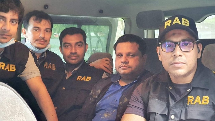 RAB conducts drive at Uttara with Shahed