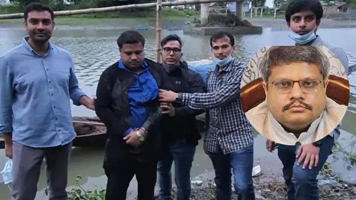 Fraudster Shahed arrested