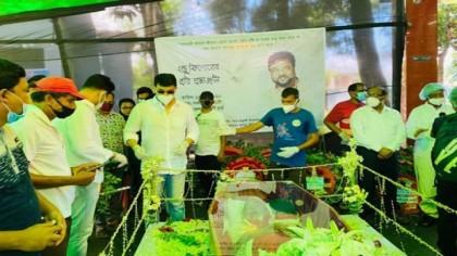 Singer Andrew Kishore laid to eternal rest in Rajshahi Church