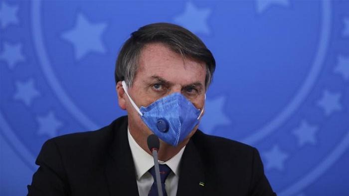 Brazil's Bolsonaro tests positive for coronavirus again