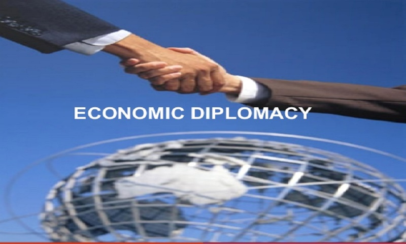 Our Economic Diplomacy and Reality