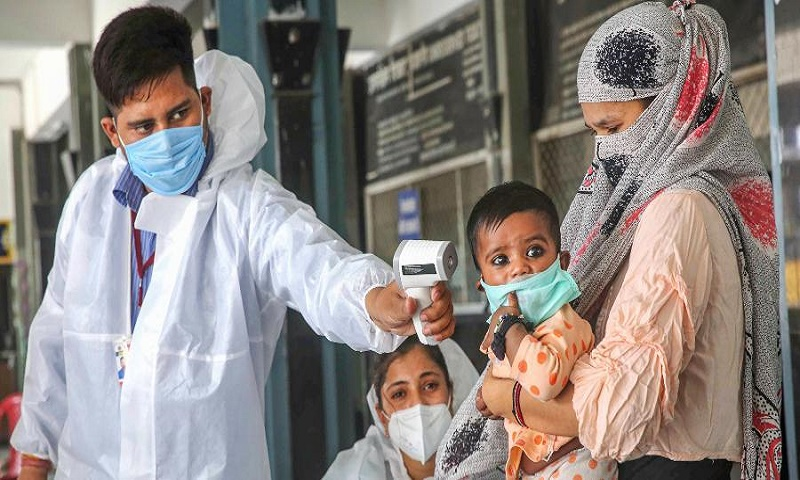India coronavirus death toll hits 24,929
