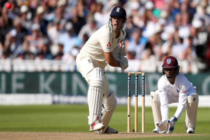 West Indies opt to bowl; Root, Broad back for England