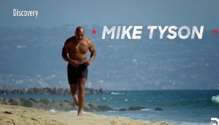 Mike Tyson to take on great white shark in challenge for TV show